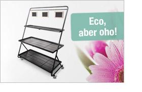 Kahler Verkaufsständer eco 7