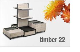 timber 22 Mittelraumplatzierung