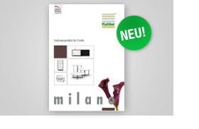 milano Broschüre