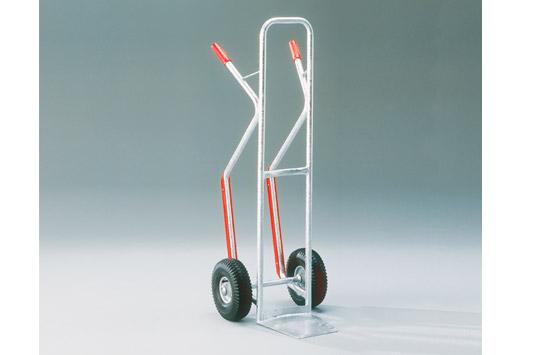Stahlrohr-Stapelkarre feuerverzinkt - Typ 149