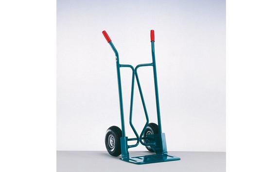 Stahlrohr-Sackkarre kunststoffbeschichtet - Typ 106