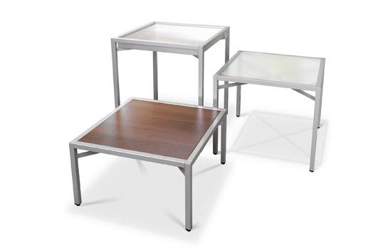 Tisch silver 1