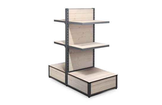 timber 22 - Mittelraumplazierung