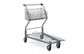 Shopping trolley type SB 40 with extended loading area