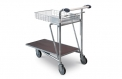 Top garden-centre nesting shopping trolley - type SB 45