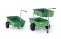 Shrub shopping cart TYP ST2/ST1, optimal for selling shrubs