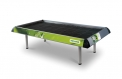 2-in-1 table with advertising panels