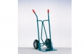 Plastic-coated steel-tube type-106 sack truck