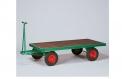 Platform hand truck