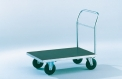 Type-560 platform trolley for heavy loads