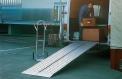 Aluminium-Verladeschienen Typ AOS