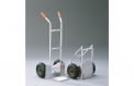 Aluminium-Stapelkarre